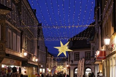 Weihnachtsmarkt Amberg
